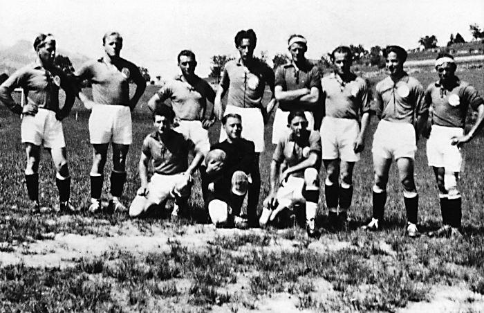 Erstes Spiel des FC Schaan 1949 gegen Balzers