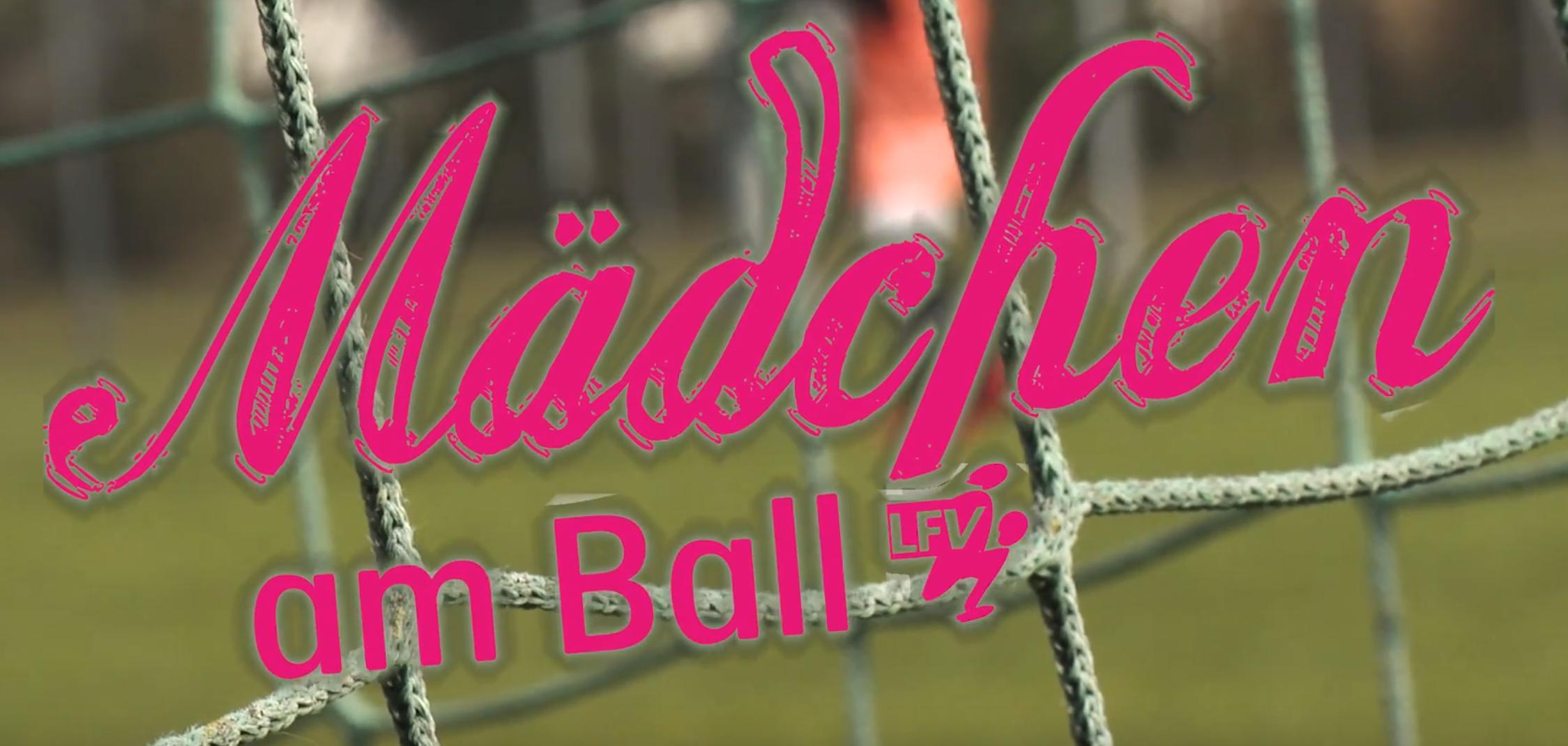 """""""Mädchen am Ball""""-Camp 2019"""